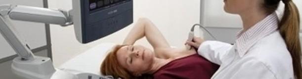 УЗД грудних залоз